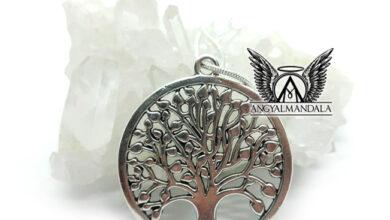 Photo of Élet fája medál (ezüst lánccal) – jólét, harmónia
