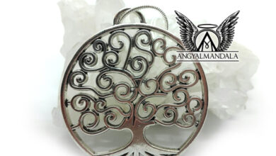 Photo of Életfa medál (ezüst lánccal) – jólét, harmónia