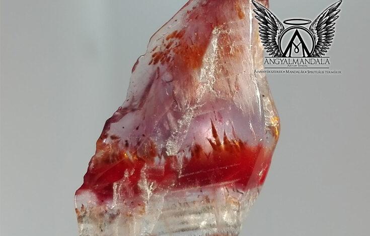 Spirituális fejlődés - szuperhetes angyalmandala ásvány marokkő (1.)