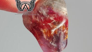 Photo of Spirituális fejlődés-Szuperhetes angyalmandala csiszolt ásvány marokkő (7.)