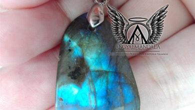 Photo of Spirituális célok kék fénye – Labradorit medál