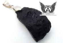 Photo of Földönkívüli kommunikáció – Tektit (meteorit) (másnéven cintamani) medál (2.)