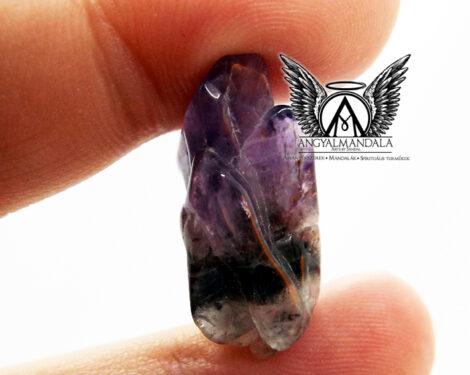 Spirituális fejlődés – szuperhetes angyalmandala ásvány marokkő (9.)